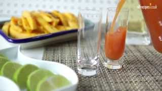 Sangrita Recipe - Authentic Mexican Tequila Chaser