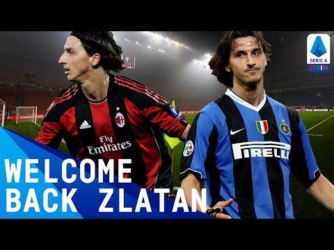 Zlatan Ibrahimović | Best Serie A Moments | Serie A TIM