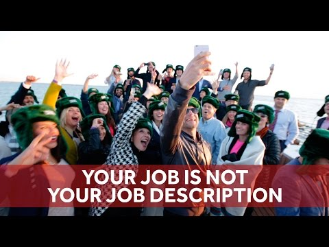 Your Job Is More Than Your Job Description | Chase Jarvis RAW