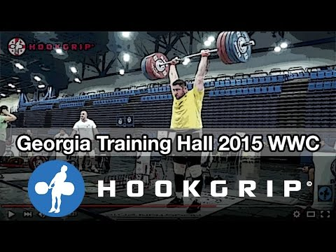 Team Georgia - 2015 WWC Training Hall (Nov 18)