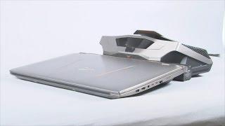 Le premier PC portable à refroidissement à eau !