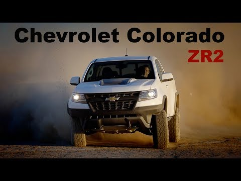 2018 Chevrolet Colorado ZR2 – Review and Off-Road Test