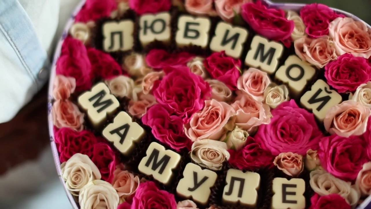Цветы в коробке своими руками, 3 идеи 54