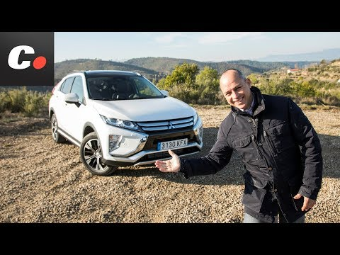 Mitsubishi Eclipse Cross 2019 SUV | Prueba / Test / Review en español | coches.net
