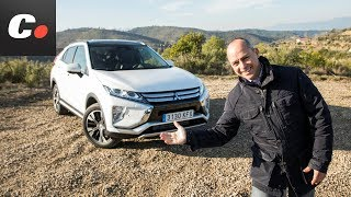 Mitsubishi Eclipse Cross 2018 SUV | Prueba / Test / Review en español | coches.net
