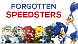 15 Forgotten Speedsters Who Should Totally Be Your Favorites