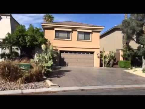 "Frank ""Lefty"" Rosenthal's House In Las Vegas"