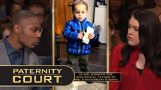 Woman Claims Man Wanted Her To Have His Babies (Full Episode)   Paternity Court