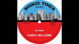 Carol Williams - 60 Yard