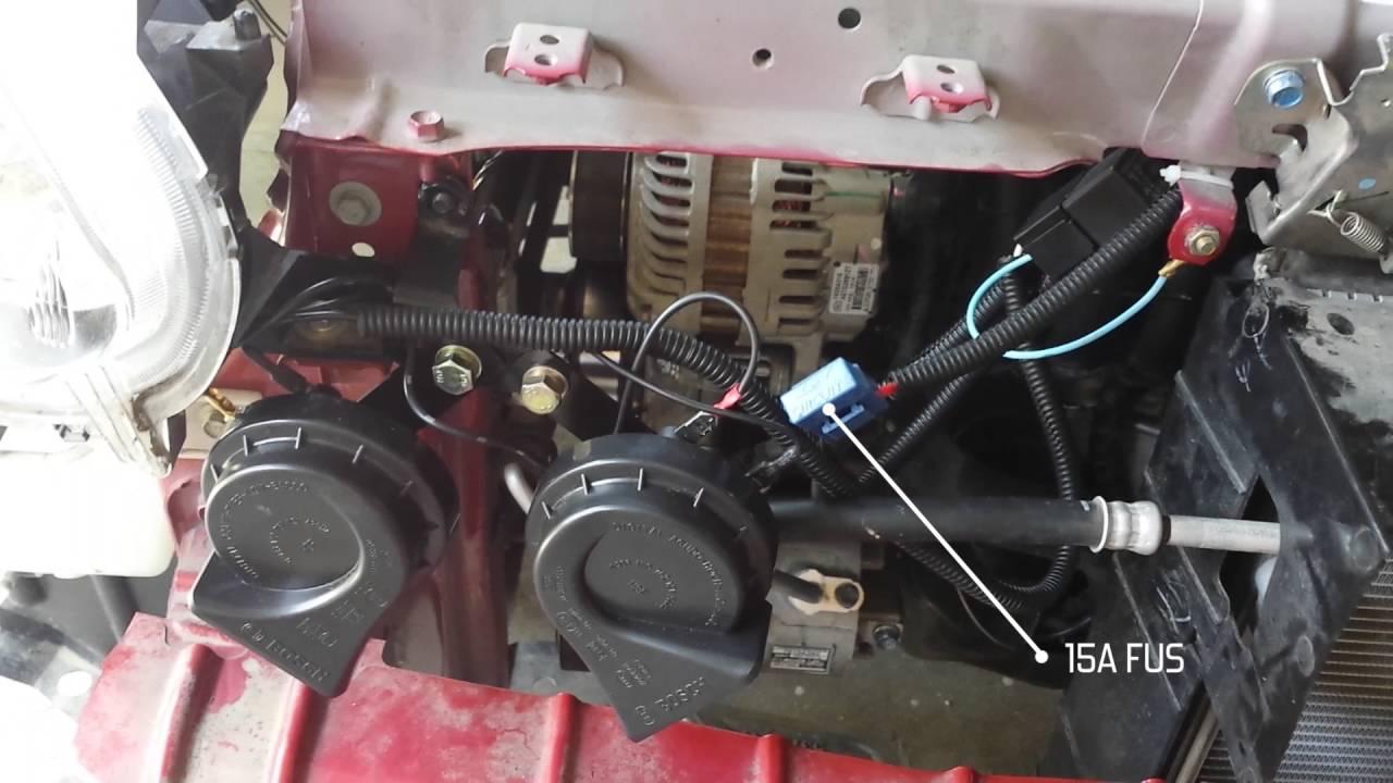 Bosch H3F Post-Installation/Wiring Preview