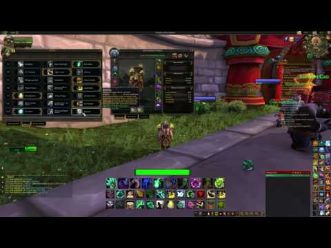 WOW Legion 7.1.5 885IL Windwalker Monk PVE Guide