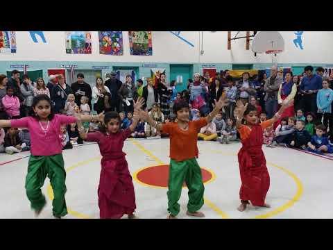 Rosemary elementary school performance Feb 2018