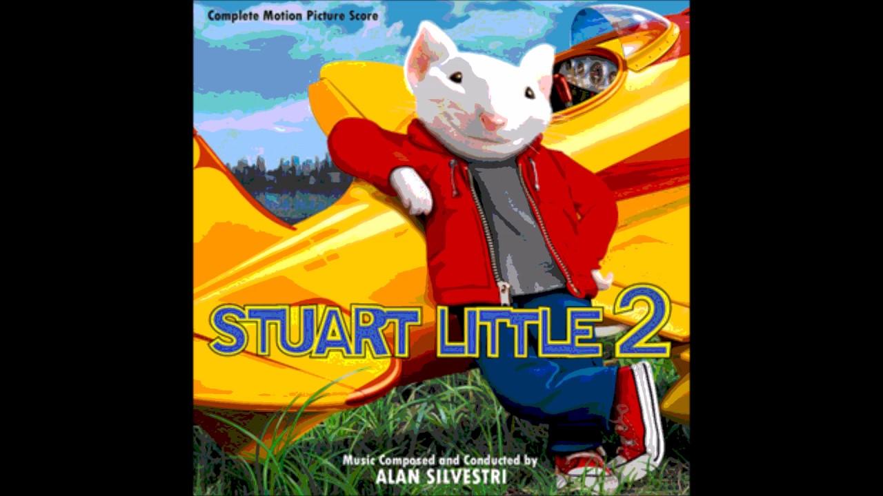 Stuart Little 2 Final Confrontation Plane Chase Falcon Finish Alan Silvestri Youtube