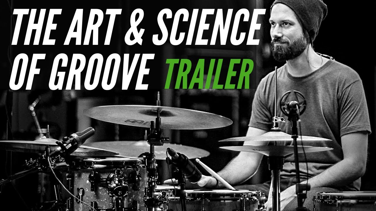 """""""The Art and Science of Groove"""" course by Benny Greb"""
