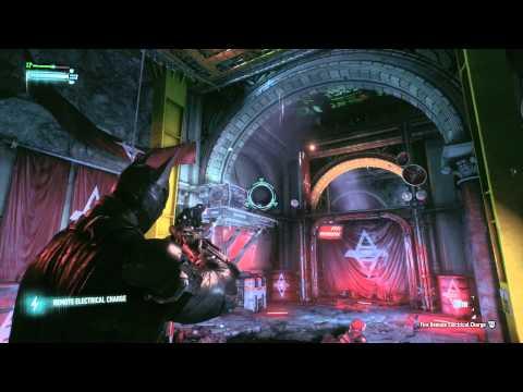 Batman Arkham Knight Track Down Gordon and Work With Him to take down Scarecrow