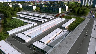 GARAŻE - Cities: Skylines S07E80