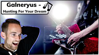 Galneryus - Hunting For Your Dream REACTION!!! (The Japanese Sun AT LAST!!)
