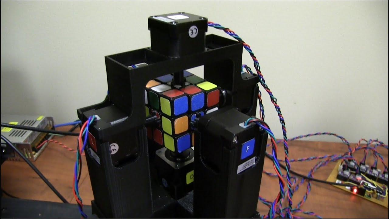 Un secondo per risolvere il Cubo di Rubik