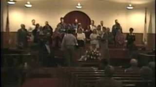 """Jesus is coming soon"" Mount Carmel Baptist Church Choir, Fort Payne Alabama"