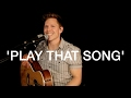 PLAY THAT SONG - Train - (Acoustic Looper Cover) video & mp3