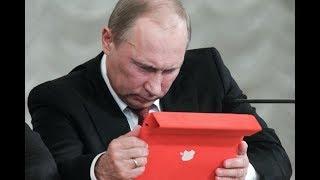 Putin - Sugarlamb's parody of Rag'n'Bone Man's Human