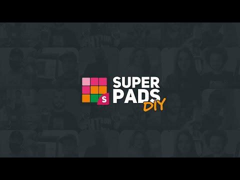 Super Pads Team Kit Sonata Diy Youtube