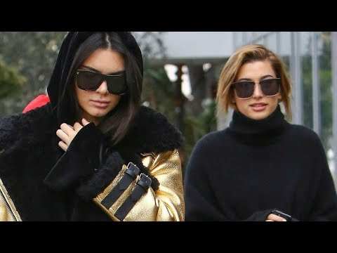 Are Kendall Jenner & Hailey Baldwin in LEGAL Trouble??