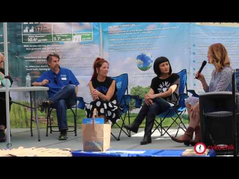 Texas Veggie Fair 2016 – Cykochik @ Shootin' The Breeze Vegan Fashion Panel
