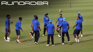 Runorder: Is football the ideal way to warm-up for cricketers?