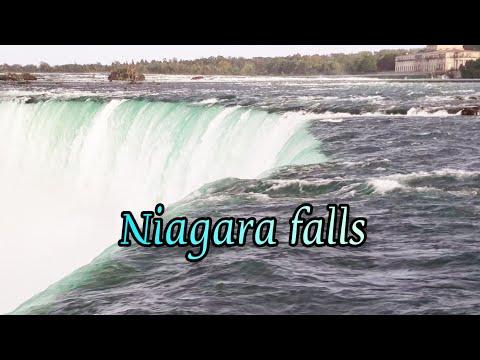 NIAGARA FALLS - ONTARIO CANADA 4K