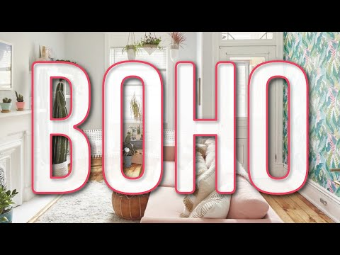 How to Decorate Boho