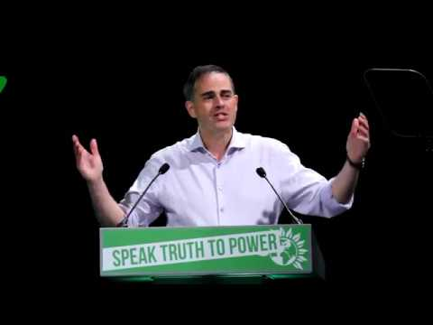 Jonathan Bartley speech to 2017 Autumn Conference