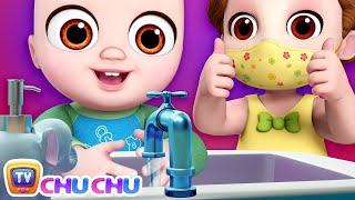 Yes Yes Stay Safe Song - @ChuChu TV Nursery Rhymes & Kids Songs