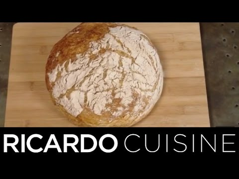 Comment réussir un pain maison | Ricardo Cuisine