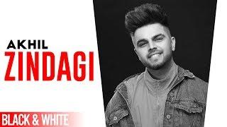 Zindagi (Official B&W) | Akhil |  Latest Punjabi Songs 2019 | Speed Records