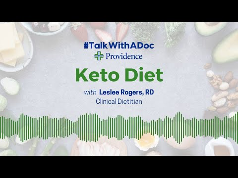 #TalkWithADoc: Keto Diet