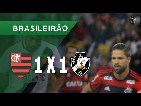 FLAMENGO 1 X 1 VASCO - 19/05 - BRASILEIRÃO 2018