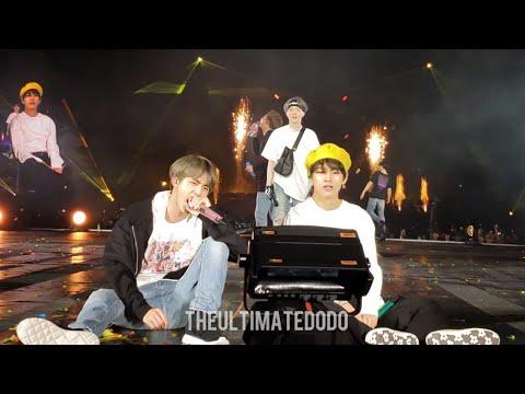 190504 So What @ BTS 방탄소년단 Speak Yourself Tour In Rose Bowl Los Angeles Concert Fancam
