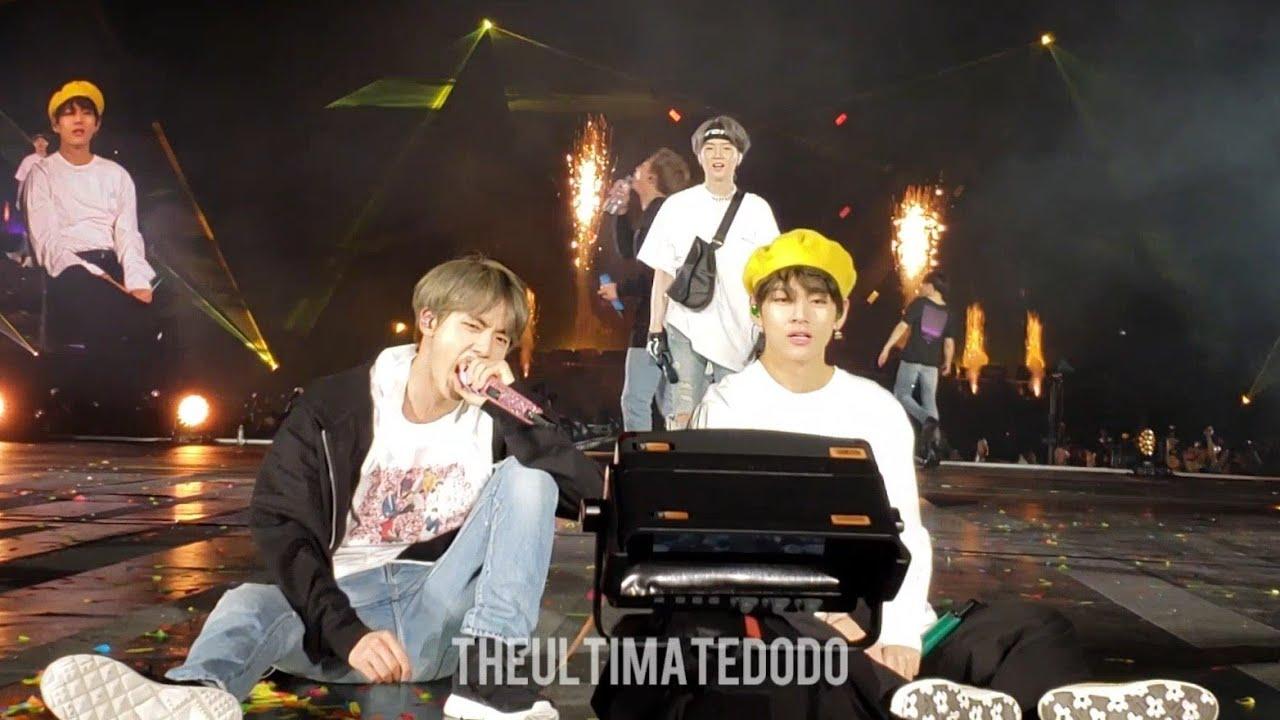 Download 190504 So What @ BTS 방탄소년단 Speak Yourself Tour in Rose Bowl Los Angeles Concert Fancam