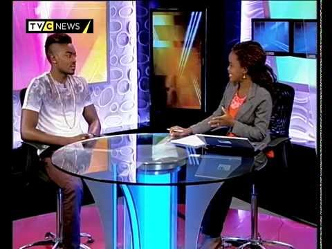 Tayo Faniran of Big Brother Africa Hotshots on TVC News | TVC News