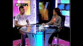 Tayo Faniran of Big Brother Africa Hotshots on TVC News | TVC News