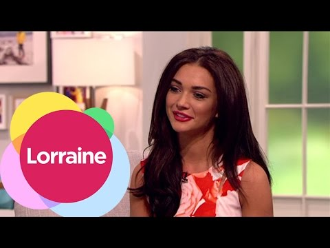Amy Jackson On Bollywood And Coming Home | Lorraine