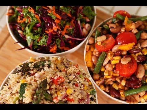 3 Incredible Summer Salad Recipes