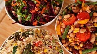 Download Mp3 3 Incredible Summer Salad Recipes