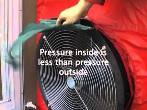 AHFC | Pressure Series | Building Diagnostics