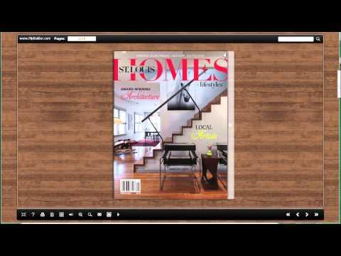 Flash magazine software   free download, bring PDF magazine to life