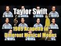 C Major Style Taylor Swift