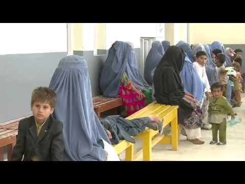 Afghanistan: Addressing huge medical needs in the outskirts of Kabul