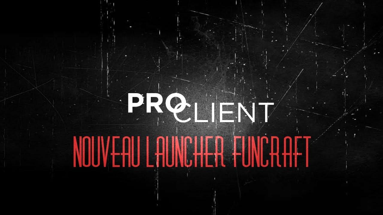 FUNCRAFT TÉLÉCHARGER PROCLIENT