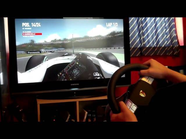 F1 2010: Expert Race Setting: Part 1